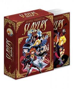 Slayers (Las 5 temporadas completas)