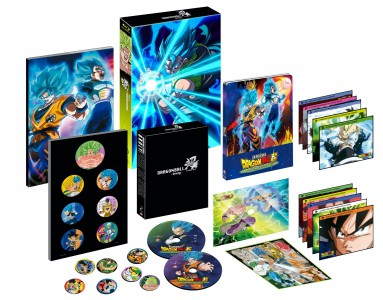 Dragon Ball Super Broly, Edición Coleccionistas A4
