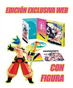 Promare, Edición Coleccionistas + Figura