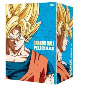 Dragon Ball, Dragon Ball Z y Dragon Ball GT: La Películas