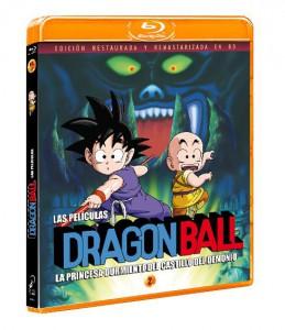 Dragon Ball: La Princesa Durmiente del Castillo del Demonio
