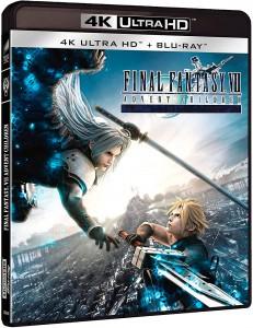 Final Fantasy VII: Advent Children 4K Ultra HD