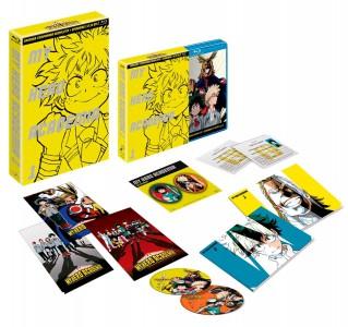 My Hero Academia, Temporada 1 (Edición Coleccionistas A4)