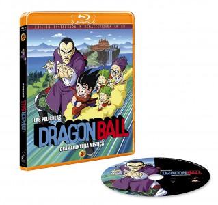 Dragon Ball: Gran Aventura Mística