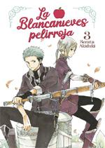 La Blancanieves Pelirroja