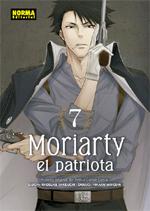 Moriarty, el Patriota
