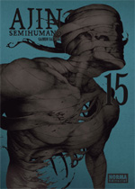 Ajin. Semihumano