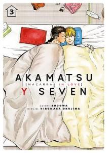 Akamatsu y Seven, macarras in love
