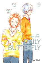Daily Butterfly