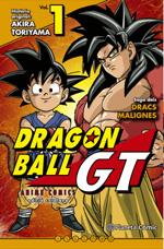 Dragon Ball GT Anime Comics (Català)
