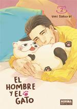 El hombre y el gato