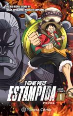 One Piece Estampida (Anime Cómic)
