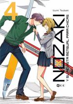 Nozaki y su revista mensual para chicas