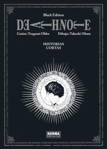 Death Note. Historias cortas Black Edition