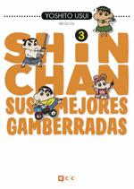 Shinchan: Sus Mejores Gamberradas