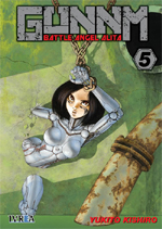 Gunnm - Battle Angel Alita