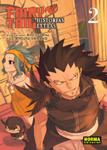 Fairy Tail Historias Extras