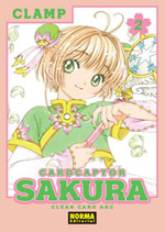 Card Captor Sakura Clear Card Act