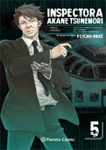 Psycho Pass: Inspectora Akane Tsunemori