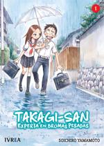Takagi-san, experta en bromas pesadas