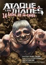 Ataque a los Titanes - Antes de la Caída