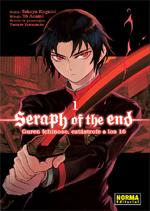 Seraph of the End: Guren Ichinose, catástrofe a los dieciséis