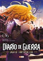 Diario de Guerra: Saga of Tanya the Evil