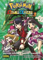 Pokémon Omega Alfa Rubí Zafiro