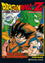 Dragon Ball Z : Son Goku el supersayano