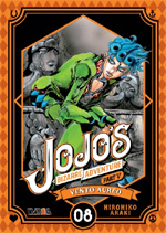 Jojo´s Bizarre Adventure Part 5: Vento Aureo